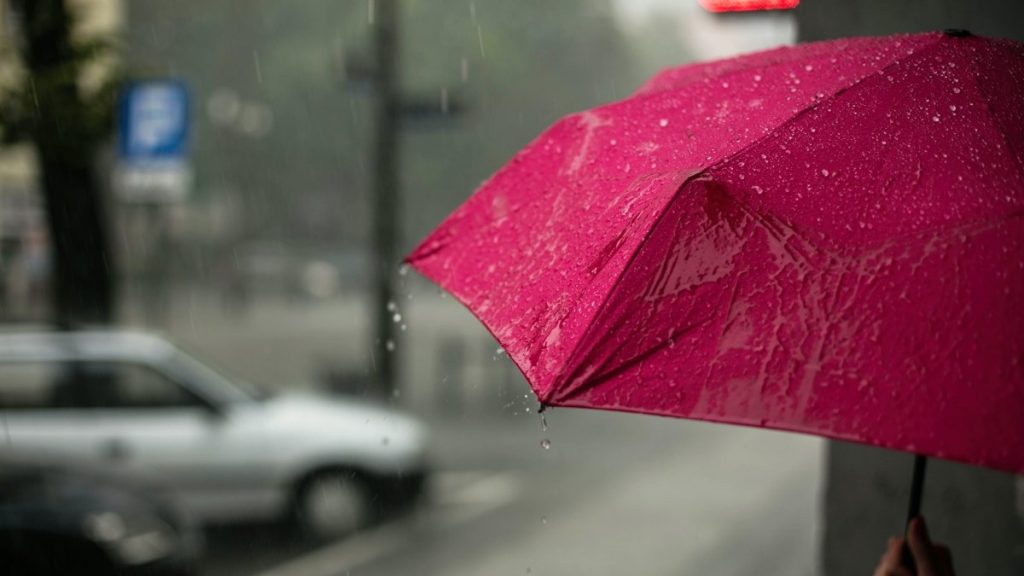 Never Go Out Without an Umbrella