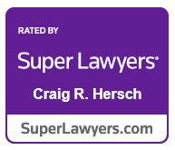SuperLawyers Craig Hersch