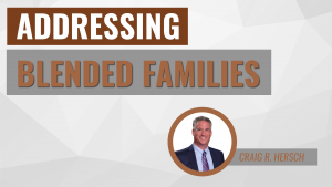 Addressing Blended Families