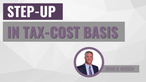 Step-Up In Tax-Cost Basis