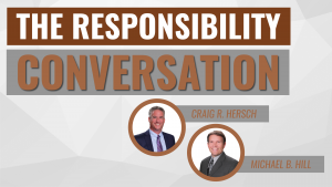 The Responsibility Conversation