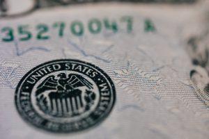 US Dollar Stamp