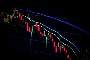 Stocks trending down